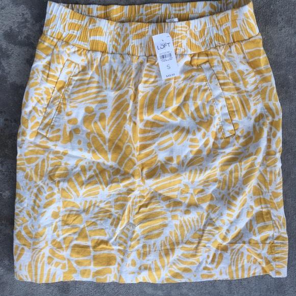 LOFT Dresses & Skirts - Brand new loft skirt